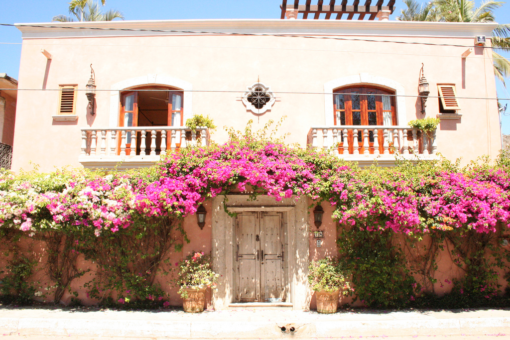 House in Bucerias, Mexico