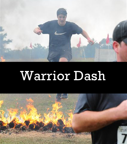 Completed: Warrior Dash