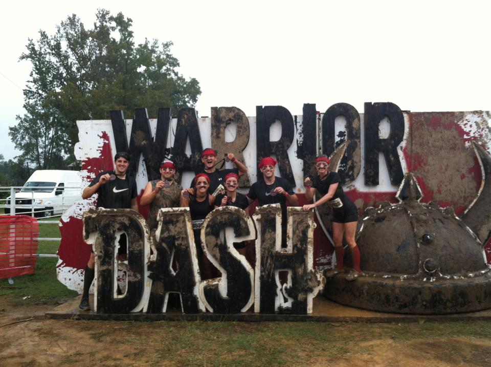 Warrior Dash recap
